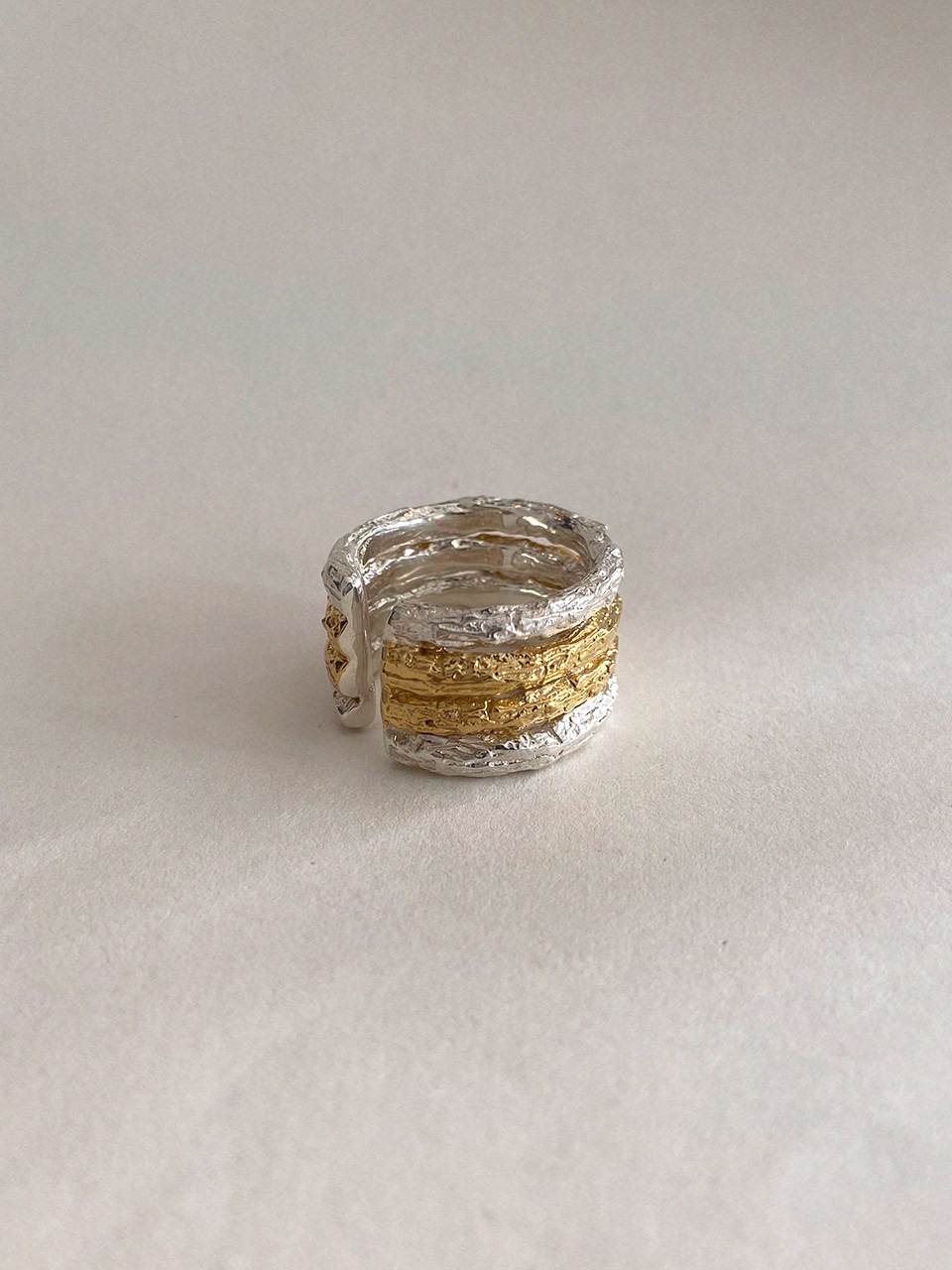Twig Bold Open Ring
